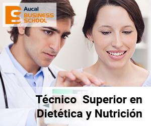 Técnico Superior en Dietética y Nutrición