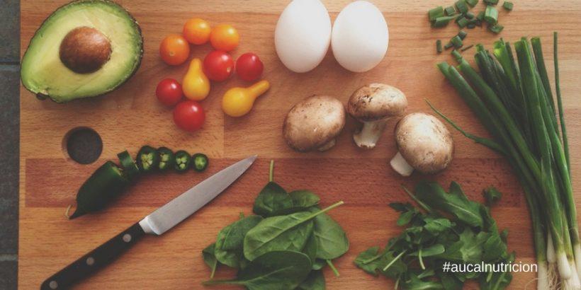 vegetales, hierbas y especias
