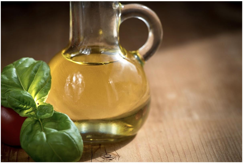 Aceite de oliva vs. aceite de girasol
