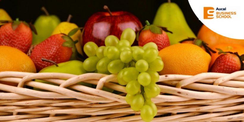 carbohidratos en una verdura de plátano y frutas para la dieta ceto