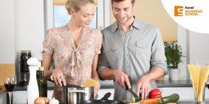 Técnicas sanas para cocinar, pequeño cambio hacia una dieta saludable