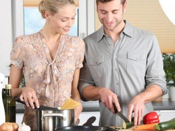 técnicas sanas para cocinar