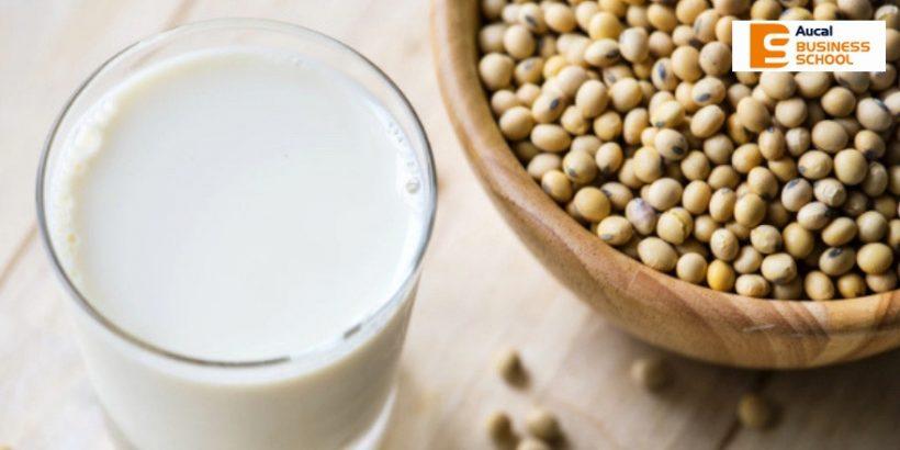 Bebidas vegetales que sustituyen a la leche de vaca