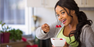 Cómo aprender a comer mejor sin sacrificios