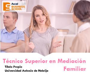 Técnico superior Mediación Familiar