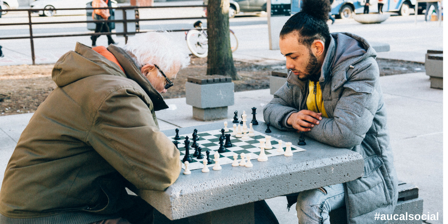 La convivencia intergeneracional que aumenta la empatía