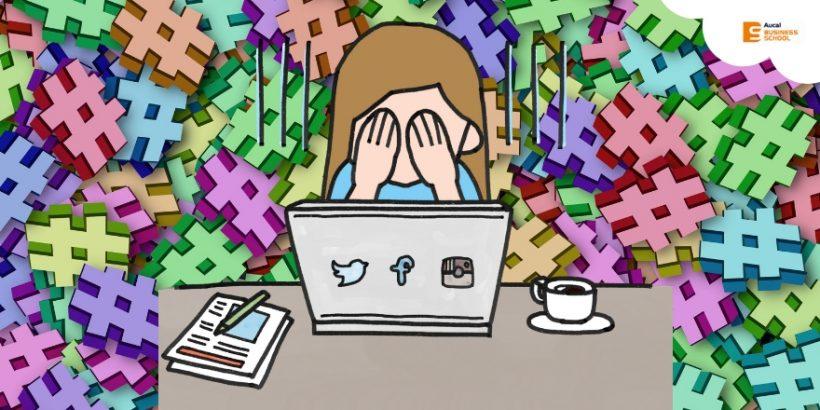 Obsesión en las redes sociales- el nuevo estilo de comunicación
