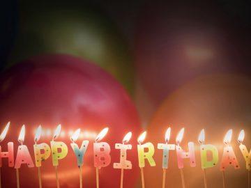 ¿Por qué es importante que los niños celebren sus cumpleaños?