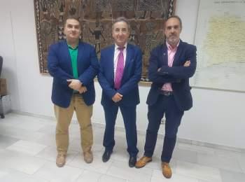 Firma de Acuerdo de colaboración entre Aucal y SECINDEF | Iniseg