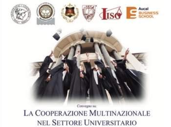 Presentación del Consorcio Universitario en el Senado de Italia | Iniseg