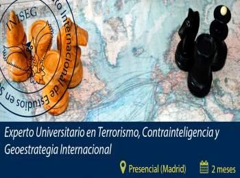 Detalles del inicio de nuestro curso de Experto en Terrorismo   Iniseg