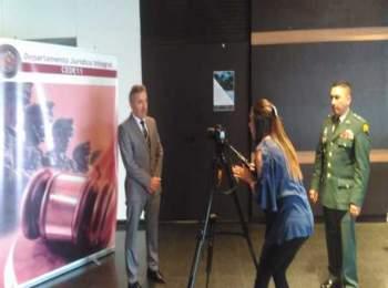 Director de INISEG imparte ponencia sobre los proyectos formativos en Colombia | Iniseg