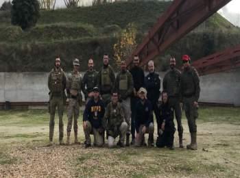 Culmina con gran éxito 1a convocatoria curso de Intervención Táctica Operativa | Iniseg
