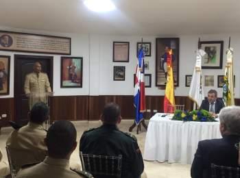 Firma de Convenio de Colaboración con Instituto Superior para la Defensa-INSUDE | Iniseg