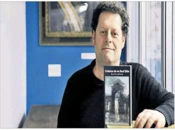 Presentación del libro Crónicas de un Real Sitio, de Eduardo Juárez Valero | Iniseg