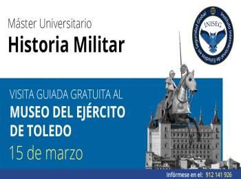INISEG coordina primera visita gratuita al Museo del Ejército en Toledo | Iniseg