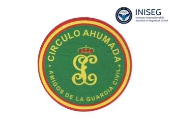 Acuerdo de colaboración entre INISEG y Asociación Circulo Ahumada, Amigos de la Guardia Civil | Iniseg