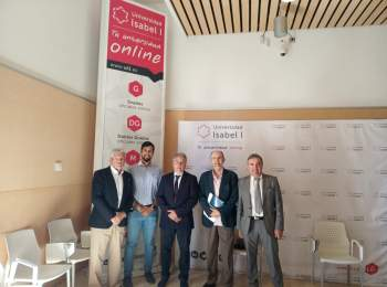 Un paso más: reunión entre INISEG y Universidad Isabel I para proyecto de colaboración académica | Iniseg