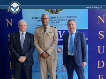 República dominicana: INISEG e INSUDE prorrogan el convenio de colaboración | Iniseg
