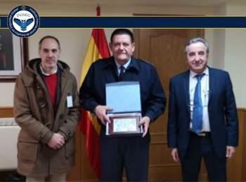 INISEG y Universidad Pegaso se reúnen con Ejército del Aire para promocionar la Cultura de la Defensa | Iniseg