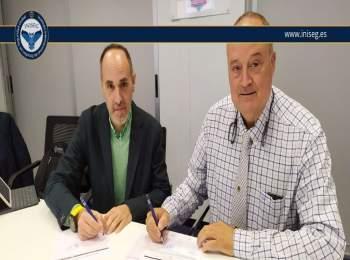 Celebración de la Firma de Convenio con IPA Comunidad Valenciana | Iniseg